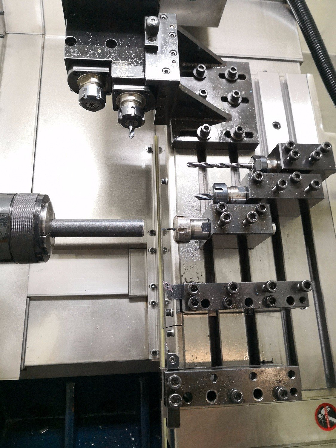 product-2020 New design 4 Axis Slant Bed turning and milling combine lathe machine M46X-JSWAY-img