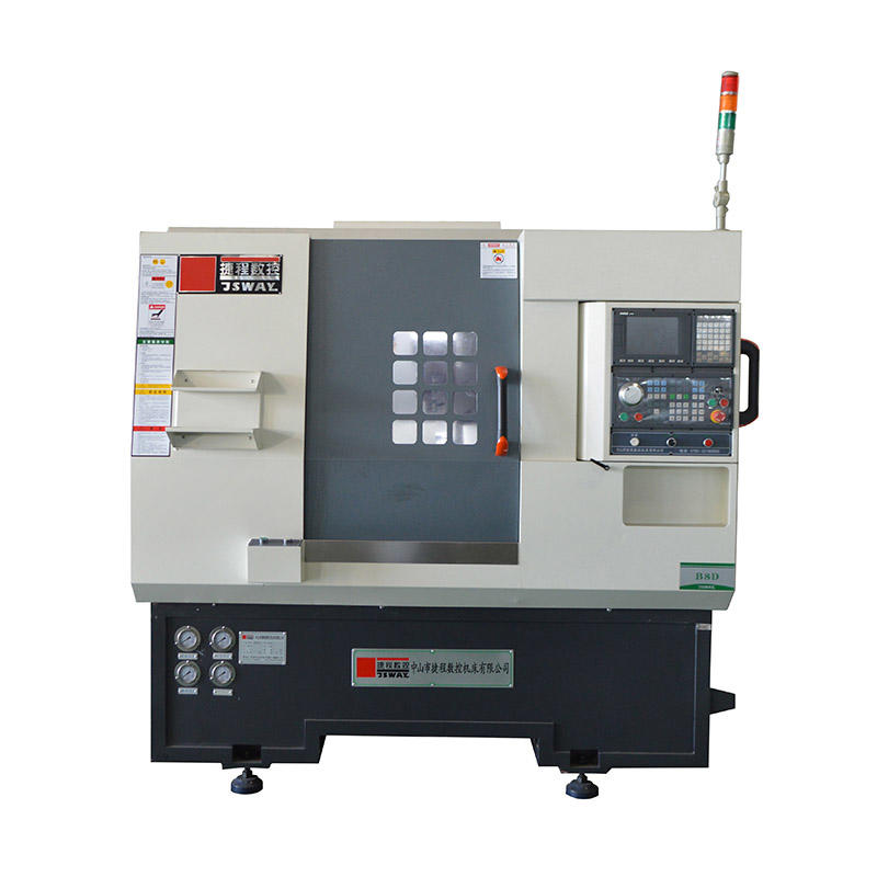 2020 new B8D Multi axis gang type slant bed CNC turning lathe