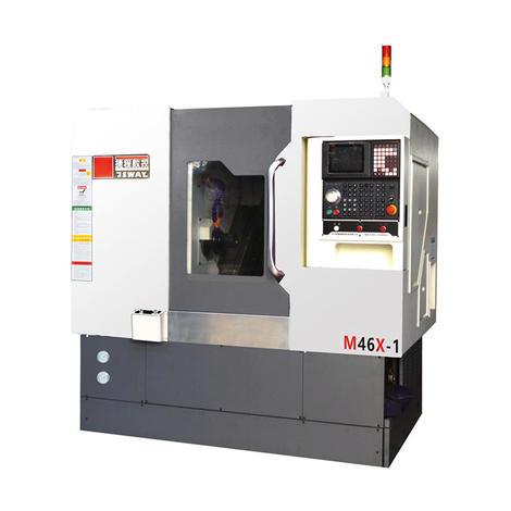 2020 new /M46X Multi axis gang type slant bed CNC turning lathe