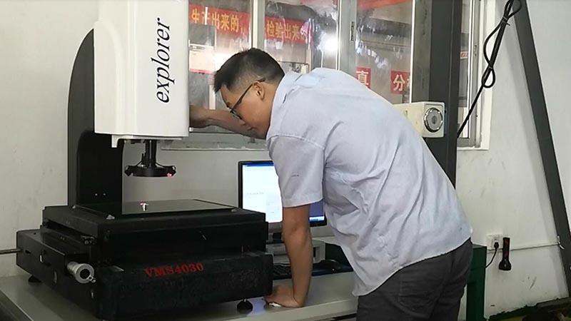 Machine in test-2