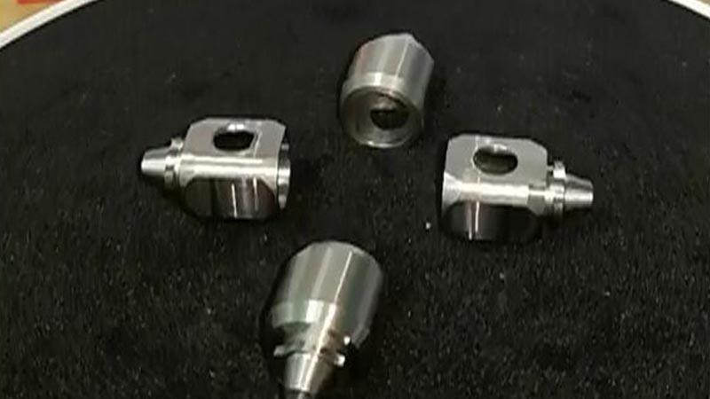 Machining sample view-1