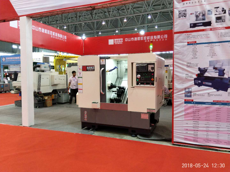 product-2020 new M46X Multi axis gang type slant bed CNC turning lathe-JSWAY-img-4