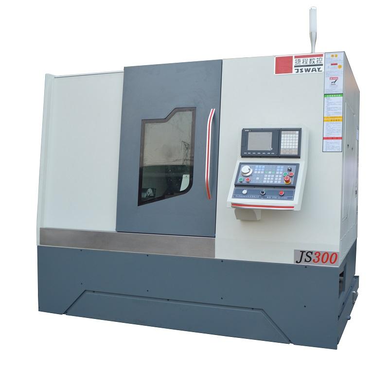 product-JSWAY-Dual spindle live tool sauter turret BMT55 CNC lathe machine center JS300JS500-img
