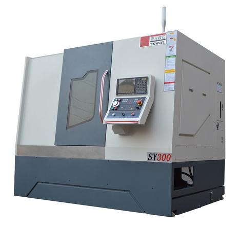 4 axis CNC milling lathe machine with Sauter servo turret SY500/S500/SY300/S300 machining center