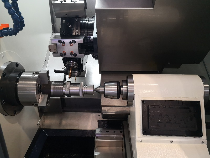product-4 axis CNC milling lathe machine with Sauter servo turret SY500S500SY300S300 machining cente